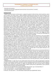 Analyse littéraire : les mains libres d'Eluard