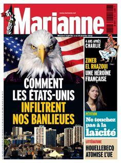 Marianne du 07-01-2019 - Marianne