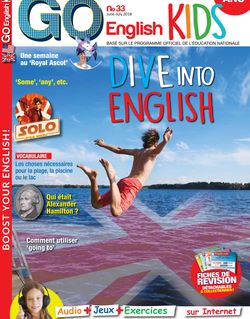 Go English Kids 33 -