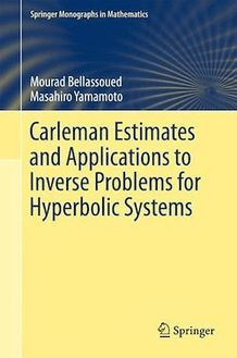 Carleman Estimates and Applications to Inverse Problems for Hyperbolic Systems