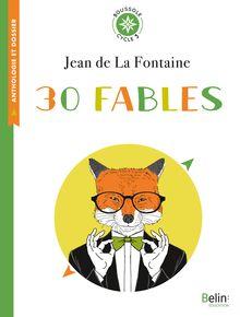 30 Fables de Jean de - fiche descriptive
