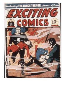 Exciting Comics 014 (fiche) de  - fiche descriptive