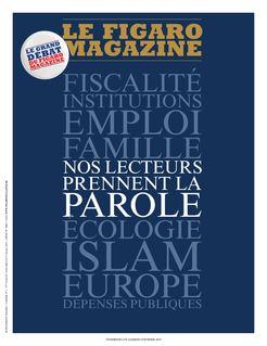 Le Figaro Magazine du 08-02-2019 - Le Figaro Magazine