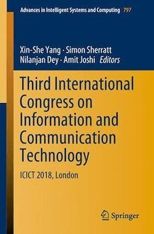 Third International Congress on Information and Communication Technology