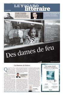 Figaro Littéraire du 28-02-2019 - Figaro Littéraire