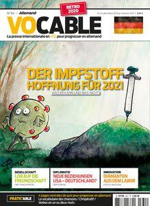 Magazine Vocable Allemand n°831 -  Du 24 décembre 2020 au 06 janvier 2021