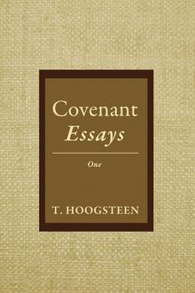 Covenant Essays