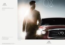 Catalogue Infiniti QX60