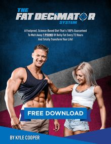 Science Based Diet For Flat Belly - Free Ebook