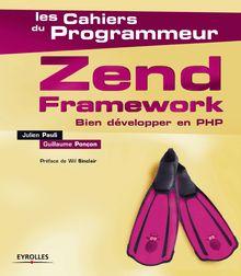 Zend Framework de Pauli Julien, Ponçon Guillaume - fiche descriptive