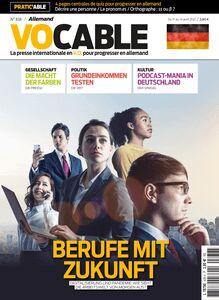 Magazine Vocable Allemand n°838 - du 01 au14 avril 2021