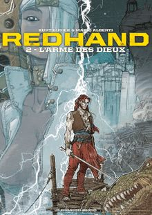 Redhand #2