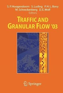 Traffic and Granular Flow