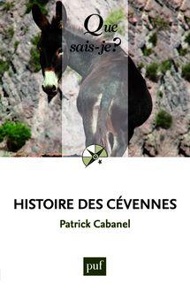 Histoire des Cévennes de Patrick Cabanel - fiche descriptive