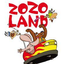 Zozoland - 1 - Parc Paniiiiiique ! de Falzar, Blatte - fiche descriptive