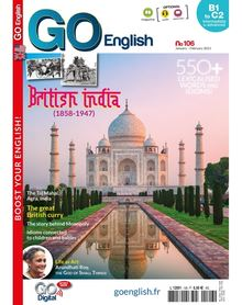 Go English n°106 - January – February 2021