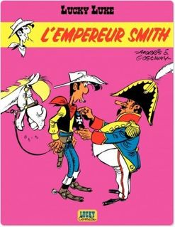 Lucky Luke - Tome 13 - Empereur Smith (L