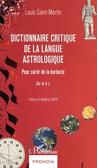 Dictionnaire critique de la langue astrologique