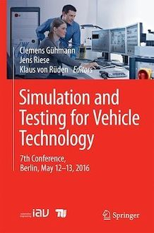 Simulation and Testing for Vehicle Technology