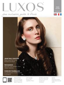 Luxos - Your exclusive mode guide in Paris S/S 2013
