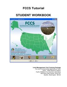 FCCS Tutorial STUDENT WORKBOOK