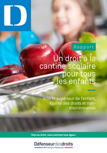 Rapport cantine