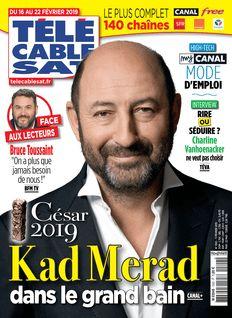Télécâble Sat Hebdo du 14-02-2019 - Télécâble Sat Hebdo