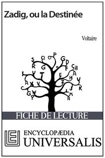 Zadig, ou la Destinée de Voltaire (Les Fiches de lecture d