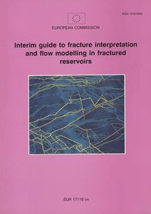 Interim guide to fracture interpretation and flow modelling in fractured reservoirs