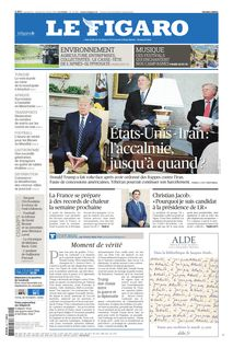 Le Figaro du 22-06-2019