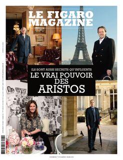 Le Figaro Magazine du 01-03-2019 - Le Figaro Magazine