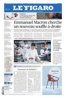 Le Figaro du 19-01-2019 - Le Figaro