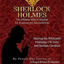 Sherlock Holmes: The Ultimate Satyr Collection, Volume 1