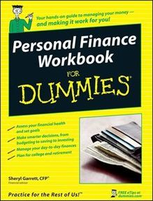 Personal Finance Workbook For Dummies®