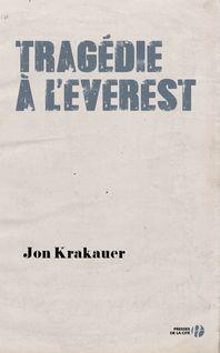 Tragédie à l'Everest de Christian MOLINIER, Jon KRAKAUER - fiche descriptive