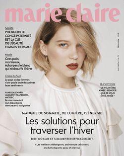 Marie Claire du 22-11-2018 - Marie Claire