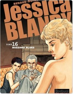 Jessica Blandy - Tome 16 - Buzzard Blues - Jean Dufaux