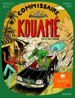 Commissaire Kouamé, Un si joli jardin de Marguerite Abouet et Donatien Mary  - fiche descriptive