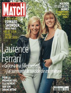 Paris Match du 29-11-2018 - Paris Match