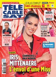 Télécâble Sat Hebdo du 11-07-2019