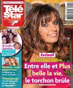 Télé Star du 18-02-2019 - Télé Star