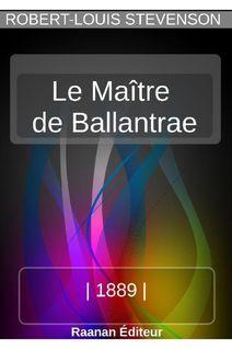 Le Maître de Ballantrae - Robert-Louis Stevenson