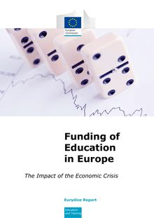 Funding of  Education  in Europe : The Impact of the Economic Crisis