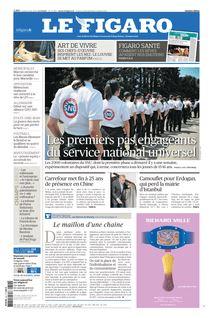 Le Figaro du 24-06-2019