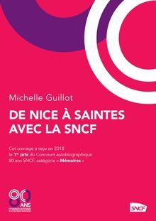 De Nice à Saintes avec la SNCF de Michelle Guillot - fiche descriptive