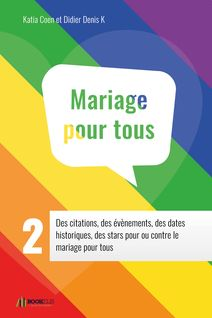 GUIDE MARIAGE POUR TOUS 2 - Katia Coen