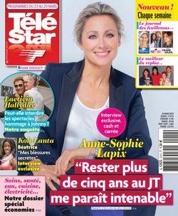 Télé Star du 18-03-2019 - Télé Star