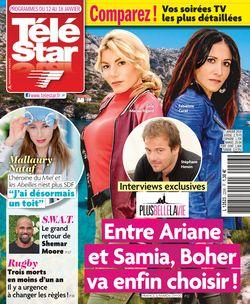 Télé Star du 07-01-2019