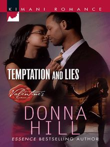 Temptation and Lies (Mills & Boon Kimani) (The Ladies of TLC, Book 3)