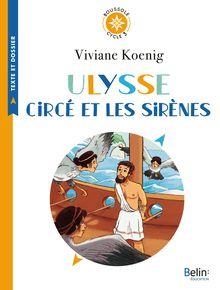 Ulysse, Circé et les sirènes de Ewen Blain, Viviane Koenig - fiche descriptive